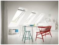 Velux White finish 3
