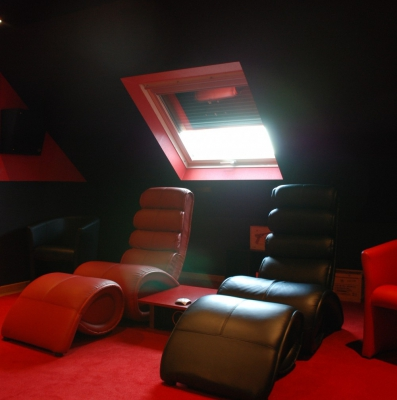 Home Cinema Combles